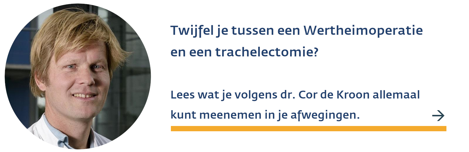 Gynaecoloog vertelt over trachelectomie